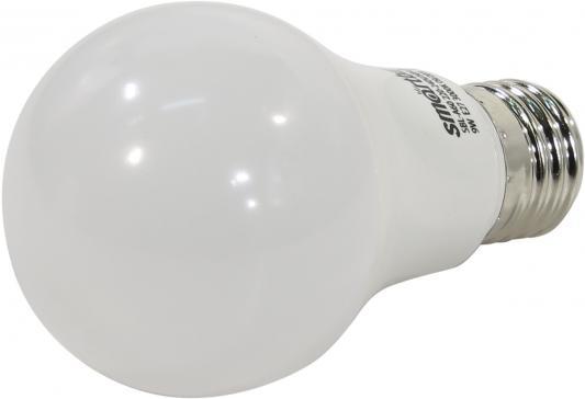 Лампа светодиодная груша Smart Buy SBL-A60-09-30K-E27-N E27 80W 3000K