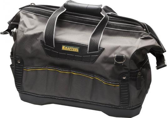 Сумка для инструмента Kraftool 45см 20 карманов 38740-18 цена