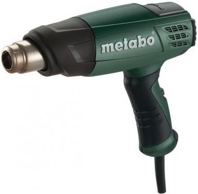Фен технический Metabo HE 23-650 2300Вт 602365500 строительный фен metabo he 23 650