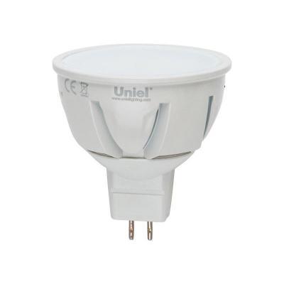 Лента светодиодная полусфера Uniel UL-00000696 GU5.3 5W 3000K LED-JCDR-5W/WW/GU5.3/FR/DIM
