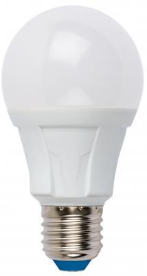 Лампа светодиодная (UL-00001527) E27 12W 4000K груша матовая LED-A60 12W/NW/E27/FR PLP01WH uniel лампа светодиодная uniel диммируемая led a60 11w ww e27 fr dim plp01wh ul 00000687
