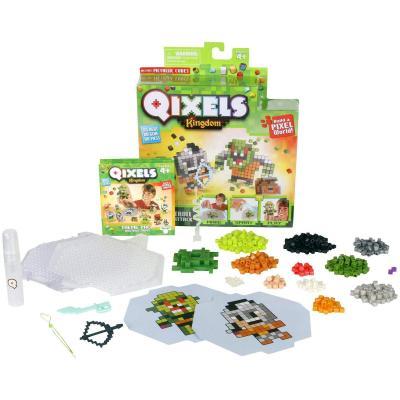 Набор для творчества Qixels Атака троллей от 4 лет