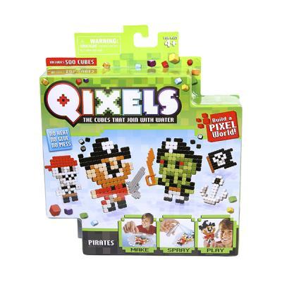 Набор для творчества Qixels Пираты от 4 лет