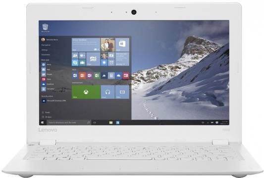"Ноутбук Lenovo IdeaPad 100s-11IBY 11.6"" 1366x768 Intel Atom-Z3735F 80R200EFRK"