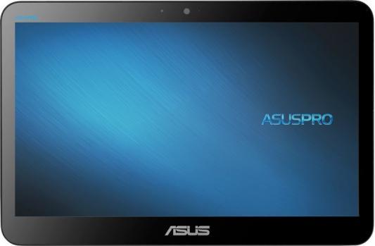 """Моноблок 15.6"""" ASUS A4110-BD210M 1366 x 768 Intel Celeron-J3160 4Gb SSD 128 Intel HD Graphics 400 DOS черный 90PT01H1-M06030"""