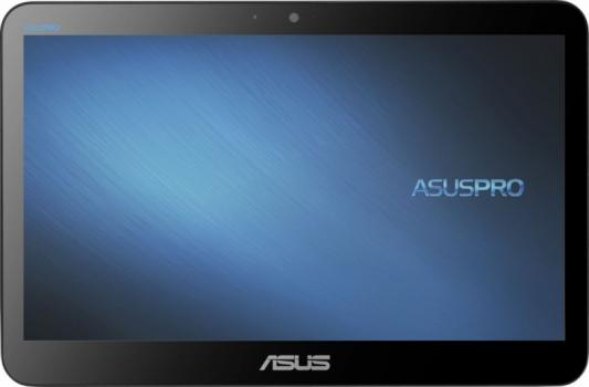 Моноблок 15.6 ASUS A4110-BD062M 1366 x 768 Touch screen Intel Celeron-J3160 4Gb SSD 128 Intel HD Graphics 400 DOS белый 90PT01H2-M06400 моноблок asus pro a4110 90pt01h2 m06400 90pt01h2 m06400