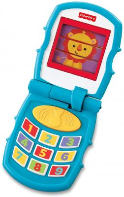 Развивающая игрушка Fisher Price Раскладной телефон Y6979