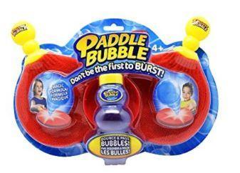 Мыльные пузыри Paddle Bubble 60 мл с набором ракеток 278213