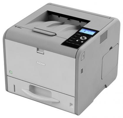 Принтер Ricoh SP 450DN черно-белый A4 40ppm 1200x1200dpi RJ-45 USB 408057 ricoh sp 210sf a4 1200x600dpi 22ppm usb rj 45 407683