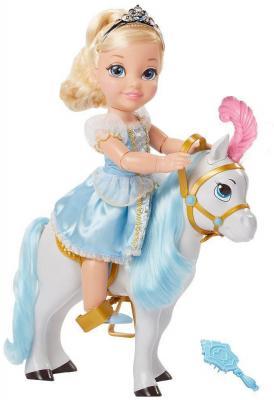 """Игровой набор JAKKS """"Принцессы Диснея"""" - Золушка с лошадью"""