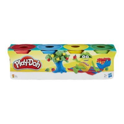 Набор для творчества HASBRO 5010994922108 4 цвета наборы для лепки sentosphere набор для творчества текстурный пластилин серия патабул