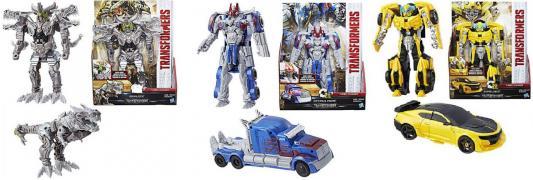 Трансформер Transformers «Трансформеры 5» Войны C0886 в ассортименте transformers маска bumblebee c1331