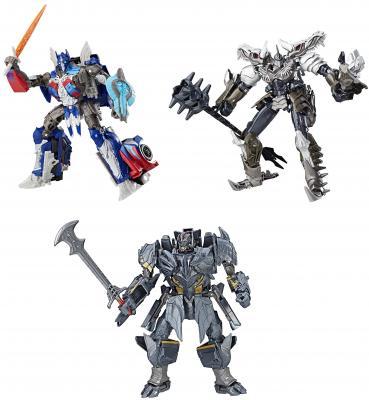 Игрушка Transformers ТРАНСФОРМЕРЫ 5: Вояджер механизм трансформации для стола украина