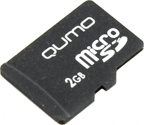 Карта памяти Micro SDHC 2Gb QUMO QM2GMICSDNA