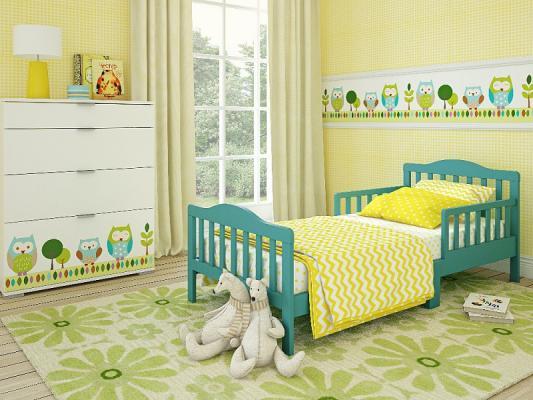 Кровать подростковая 150х70см Giovanni Shapito Candy (mint) кушетка подростковая