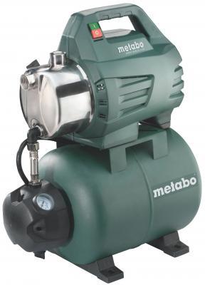 Насосная станция поверхностная Metabo HWW 3500/25 Inox 600969000 насосная станция metabo hww 3300 25 g