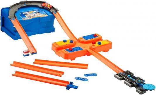 Купить Игровой набор Hot wheels стартовый набор конструктора трасс DWW95, Hot Wheels (Mattel), Гаражи, парковки, треки
