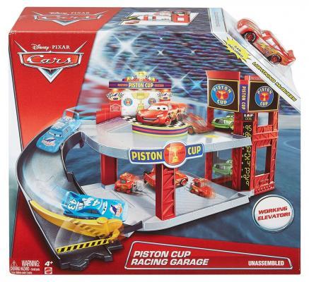 Игровой набор MATTEL Тачки - Большой гараж малая балканская 35 куплю гараж