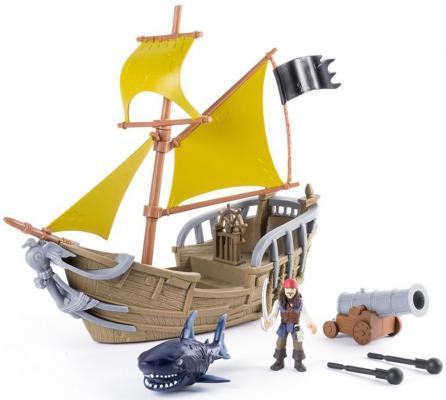 Игровой набор Pirates of Caribbean Пираты Карибского моря - Корабль Джека Воробья 73112