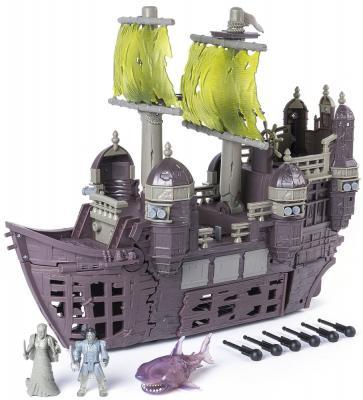 Игровой набор Pirates of Caribbean Пираты Карибского моря - Пиратский корабль Немая Мария 73103-P