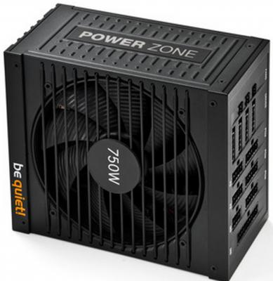 БП ATX 750 Вт Be quiet POWER ZONE 750W BN211 корпус atx be quiet pure base 600 без бп чёрный