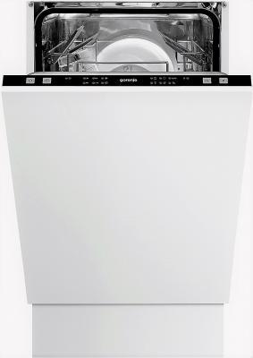 Посудомоечная машина Gorenje GV51011 белый посудомоечная машина gorenje gv66260 белый