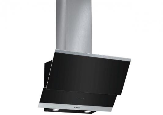 Вытяжка каминная Bosch DWK095G60R черный черный