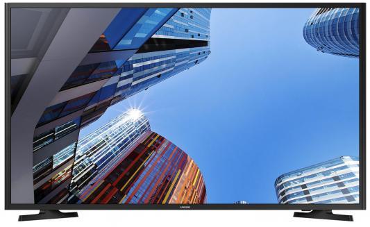 Телевизор Samsung UE40M5000AUX черный телевизор samsung ue28j4100ak