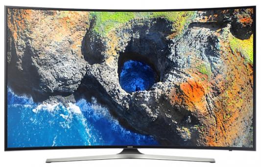 Телевизор Samsung UE65MU6300UX черный samsung ue22h5000ak телевизор