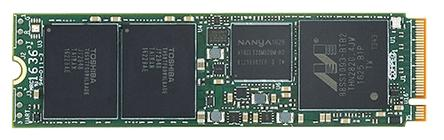 Фото Твердотельный накопитель SSD M.2 1Tb Plextor M8SeGN Read 2450Mb/s Write 1000Mb/s PCI-E PX-1TM8SEGN pci e to