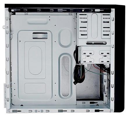 Корпус microATX InWin Powerman ES726 450 Вт чёрный
