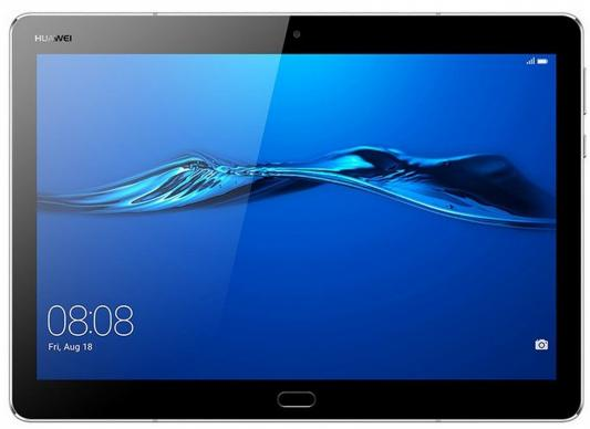 Планшет Huawei MediaPad M3 Lite 10 10.1 16Gb Grey LTE Wi-Fi 3G Bluetooth Android BAH-L09 53018965 планшет huawei mediapad m3 lite 8 16gb grey wi fi 3g bluetooth lte android 53019446 cpn l09
