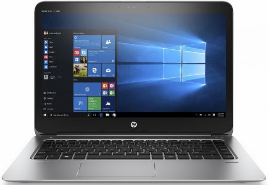 """HP EliteBook Folio Ultrabook 1040 G3 Core i7-6500U 2.5GHz,14"""" FHD LED AG Cam,8GB DDR4 (NO SLOT) 256GB SSD,WiFi,BT,6CCL,1.43kg,3y,Win10Pro(64)+RJ45/VGA"""