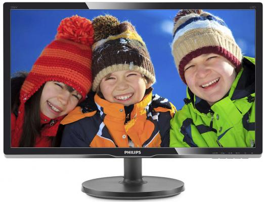 Монитор 19 Philips 206V6QSB6/62 монитор 19 philips 193v5lsb2 10 62