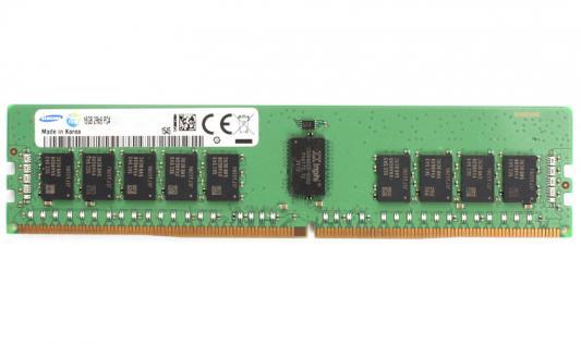 Оперативная память 16Gb PC4-17000 2133MHz DDR4 DIMM ECC Reg Samsung Original M393A2K43BB1-CPB