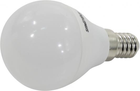 Лампа светодиодная шар Smart Buy SBL-P45-05-40K-E14 E14 5W 4000K
