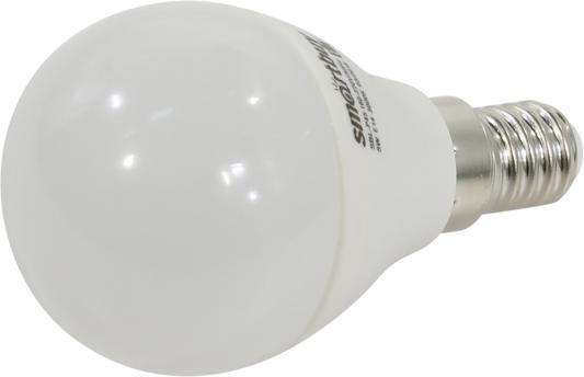 Лампа светодиодная шар Smart Buy SBL-P45-05-30K-E14 E14 5W 3000K