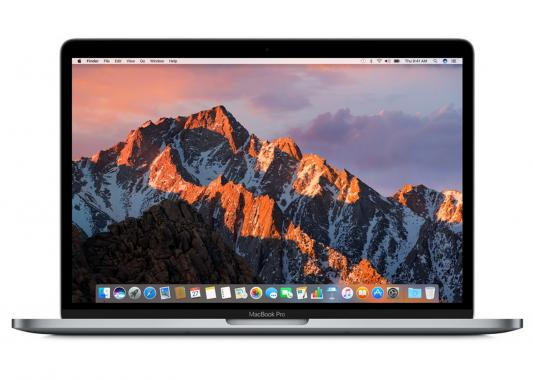 Ноутбук Apple MacBook Pro 13.3 2560x1600 Intel Core i5 256 Gb 8Gb Intel Iris Plus Graphics 650 серый macOS MPXV2RU/A ноутбук apple macbook pro 15 4