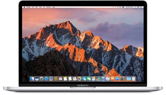 Ноутбук Apple MacBook Pro 13.3 2560x1600 Intel Core i5 128 Gb 8Gb Intel Iris Plus Graphics 640 серебристый macOS MPXR2RU/A apple macbook pro [mll42ru a] space grey 13 3 retina 2560x1600 i5 2 0ghz tb 3 1ghz 8gb 256gb ssd intel iris graphics 540 usb c late 2016 new