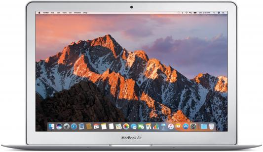 Ноутбук Apple MacBook Air 13.3 1440x900 Intel Core i5 256 Gb 8Gb Intel HD Graphics 6000 серебристый macOS MQD42RU/A ноутбук apple macbook mlhc2ru a 12 intel core m5 6y54 1 2ггц 8гб 512гб ssd intel hd graphics 515 mac os x серебристый