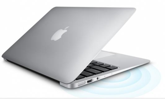 "Ноутбук Apple MacBook Air 13.3"" 1440x900 Intel Core i5 128 Gb 8Gb Intel HD Graphics 6000 черный macOS MQD32RU/A"