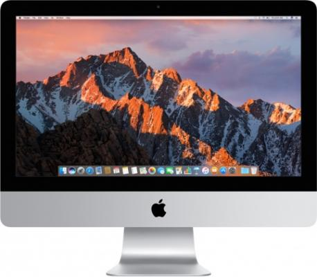 Моноблок 21.5 Apple iMac 4096 x 2304 Intel Core i5-7400 8Gb 1Tb AMD Radeon Pro 555 2048 Мб macOS серебристый MNDY2RU/A apple imac 21 5