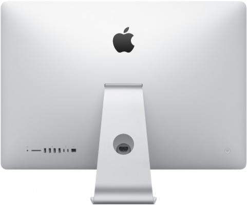 "Моноблок 21.5"" Apple iMac 4096 x 2304 Intel Core i5-7400 8Gb 1Tb AMD Radeon Pro 555 2048 Мб macOS серебристый MNDY2RU/A"
