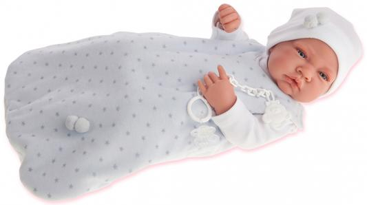 """все цены на Кукла-младенец Munecas Antonio Juan """"Кармело в голубом"""" 42 см — онлайн"""