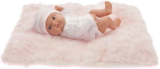 Пупс Munecas Antonio Juan Пепита на розовом одеялке 21 см 3903P