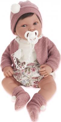 Кукла Munecas Antonio Juan Сэнди в белом 40 см 3369W