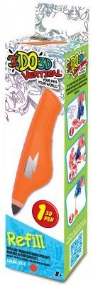 Картридж для 3Д ручки Вертикаль, цвет оранжевый 156045