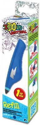 Купить Картридж для 3Д ручки Вертикаль, цвет синий 156043, REDWOOD, 3D Ручки