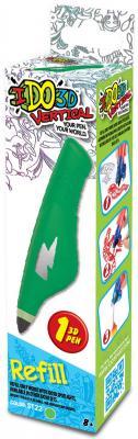 Купить Картридж для 3Д ручки Вертикаль, цвет зелёный 156020, REDWOOD, 3D Ручки