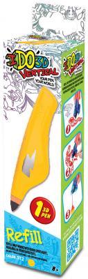 Купить Картридж для 3Д ручки Вертикаль, цвет жёлтый 156019, REDWOOD, 3D Ручки